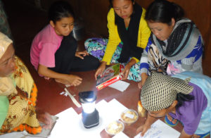 Product packaging training in Brgy. Dimapatoy, Bubuong, Lanao del Sur